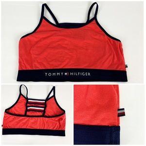 Tommy Hilfiger Ladder Back Sports Bralette |E20-37